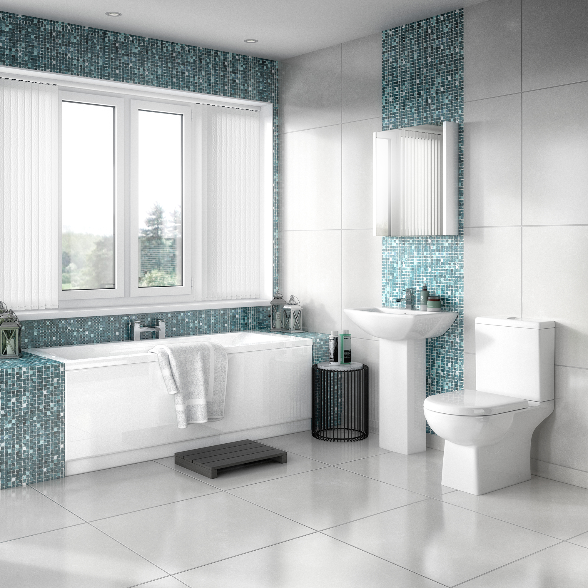 Town and Country Tiles and Bathrooms