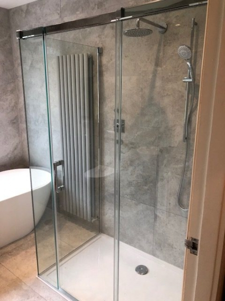 Bathroom Refurbishment & Installation